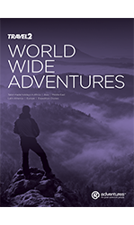 Worldwide Adventure Brochure