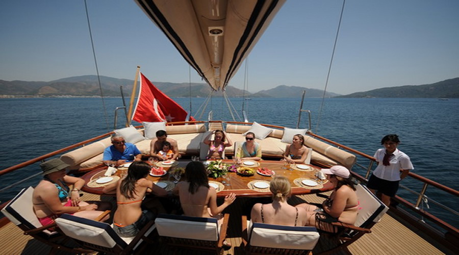Turkey & Bodrum Gulet Holiday