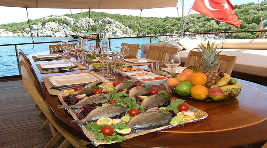Turkey & Bodrum Gulet Vacation