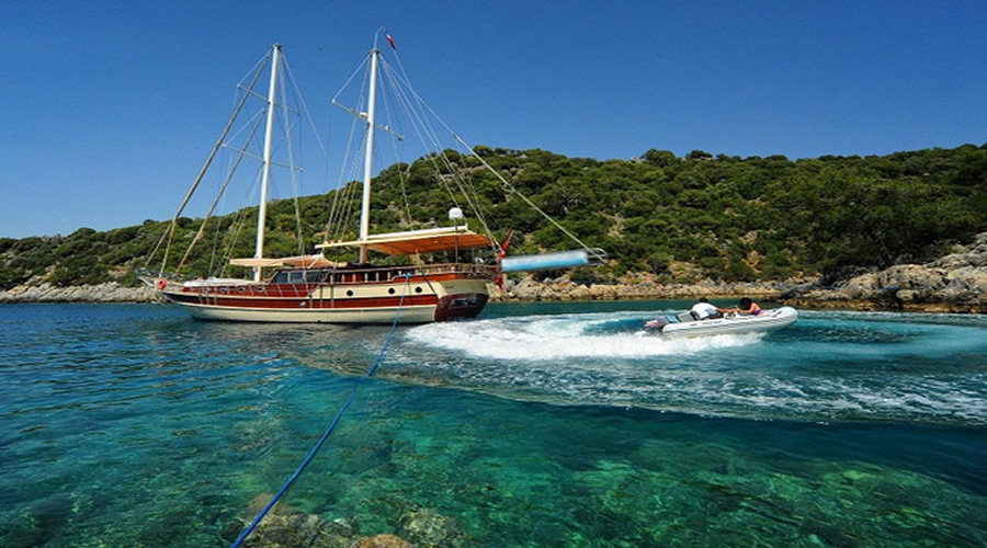 Bodrum Gulet & Turkey Short Break