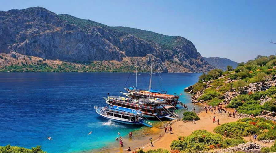 Gulet & Turkey Marmaris Cruise Holiday Holiday