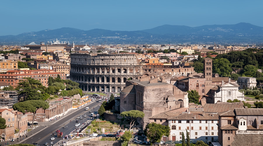 Rome The Eternal City School Trip History & Leisure Tour Holiday