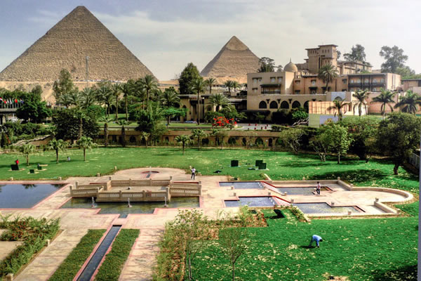Holiday to Cairo