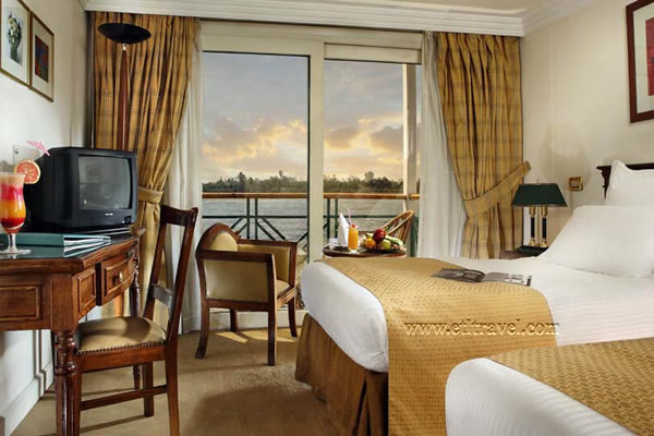 History & Leisure Tour to Nile Cruise