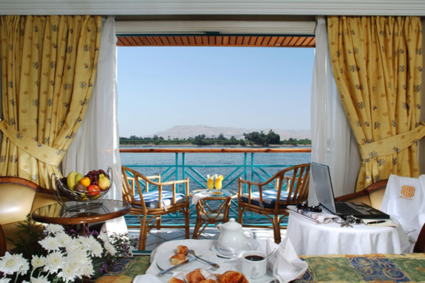 Nile Cruise History & Leisure Tour Package Holiday