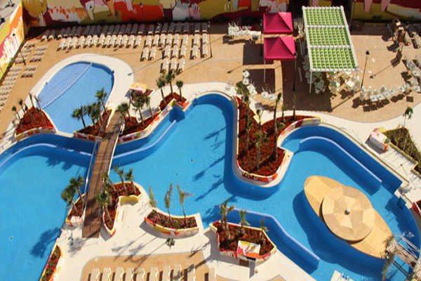 Marina D'or Gran Duque Hotel Holiday Sun & Beach Package