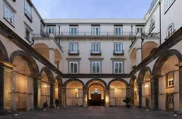 Palazzo Hotel - Rome & Naples City Break