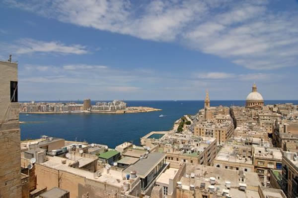 Holiday Package to Valletta for Short Break
