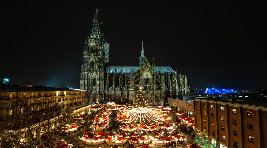 Cologne Christmas Markets Short Break