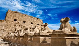 Classical Egypt Holiday - Cairo & Luxor
