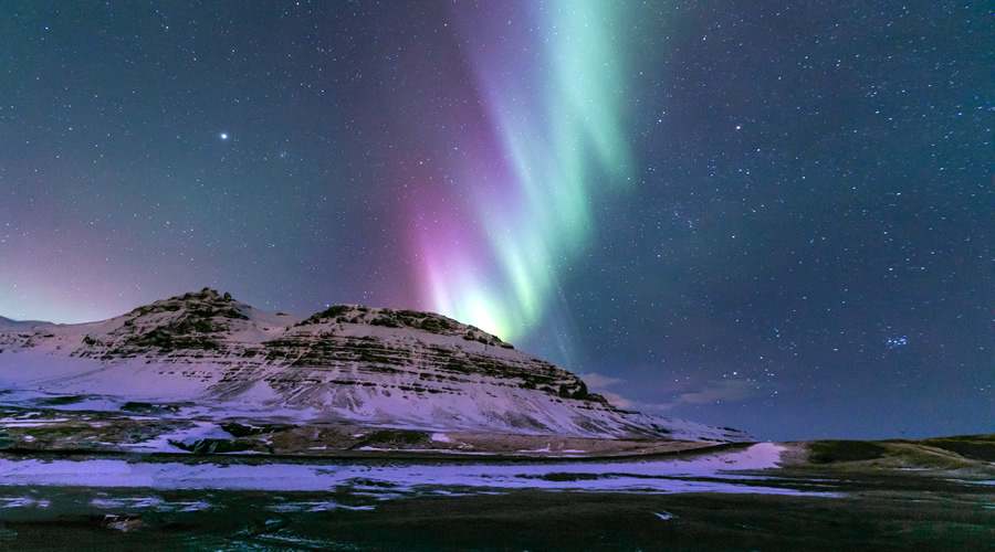 City Break to Iceland & Northern Lights