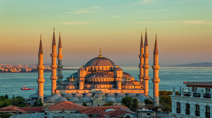 Istanbul and Athens City Break