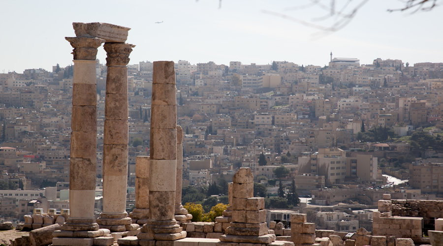 Jordan Amman & Petra Vacation