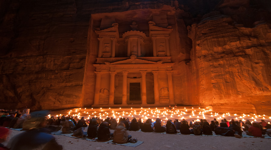 Petra & Jordan Amman Short Break