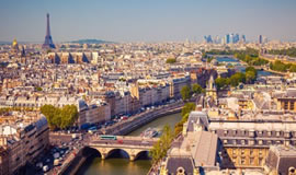 Paris & Barcelona City Break Holiday