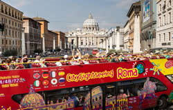 Rome Bus Tour - Rome City Break
