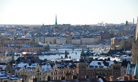 City Break Holiday to Oslo & Stockholm