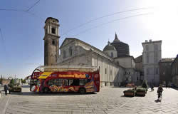 Turin City Break Bus Tour
